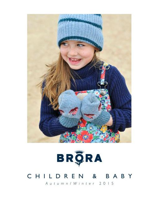 Children & Baby AW15 Brochure