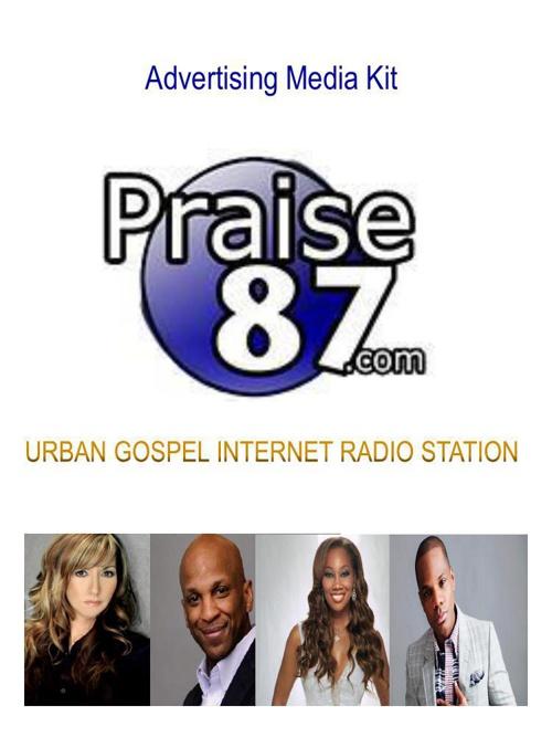 Praise 87.com Advertising Media Kit