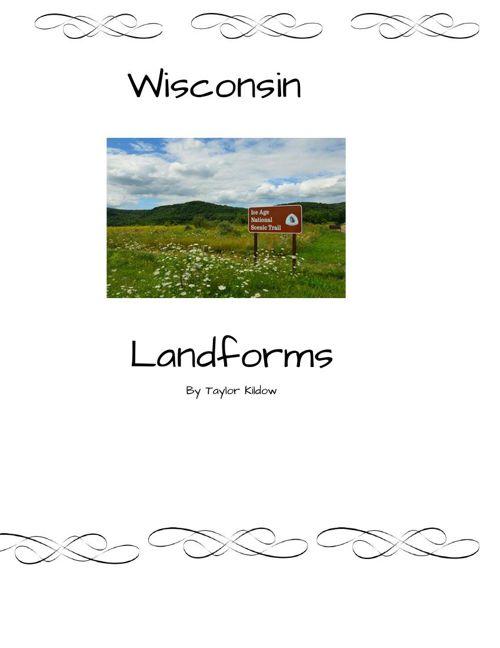 WisconsinLandforms