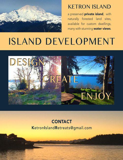 Ketron Island Development