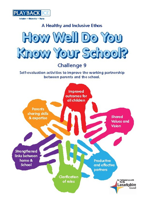 How Well Do You Know Your School? Parents as Partners