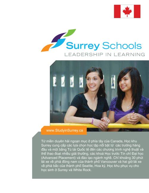 Surrey District School Board