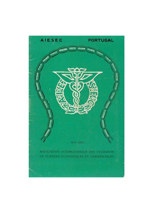 AIESEC Portugal Livro Verde 1959