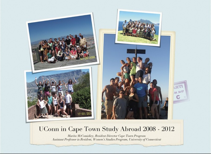 UConn in Cape Town Study Abroad