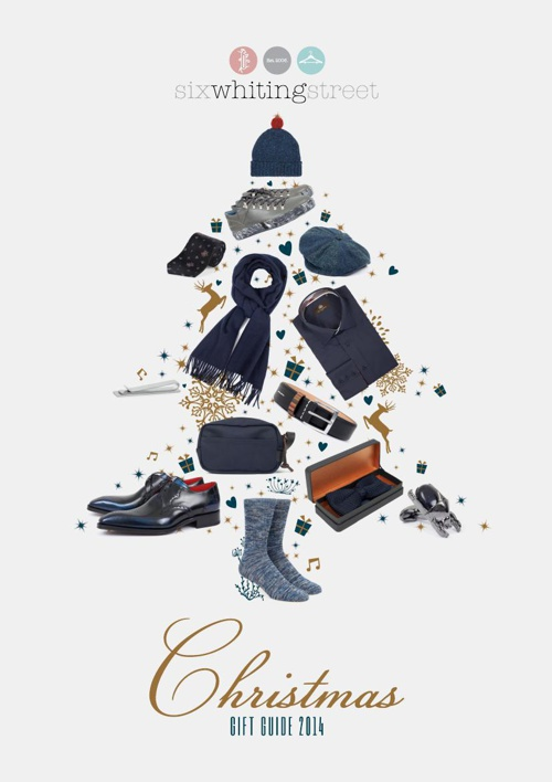 Six Whiting Street Christmas  Gift Guide 2014