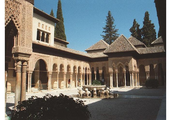 Keunikan Kesenian dan Seni Bina Alhambra (al-Hamra')