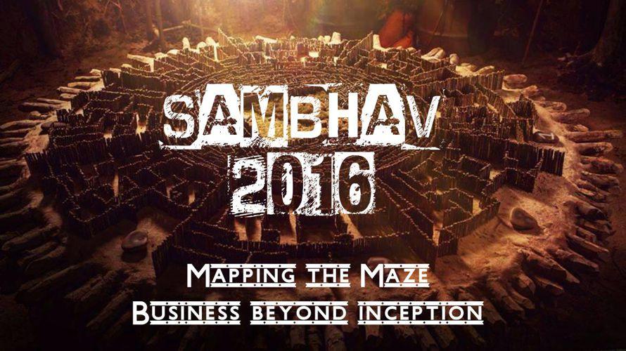 Sambhav Pitchbook 2016