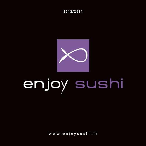 Carte Enjoy Sushi