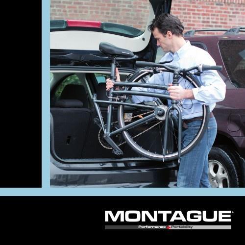 2014 Montague Bikes Brochure