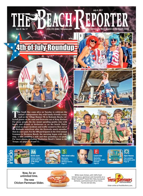 The Beach Reporter | July 6, 2017