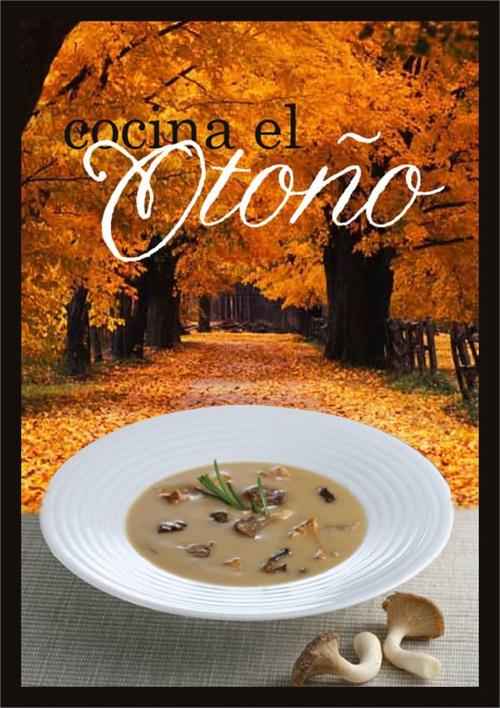Recetario, cocina de otoño