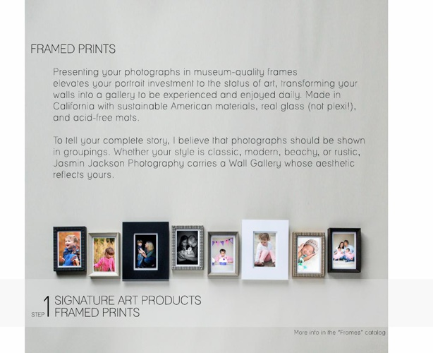 Product and Price Catalog