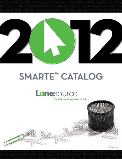Q3 2012 SMARTE Catalog