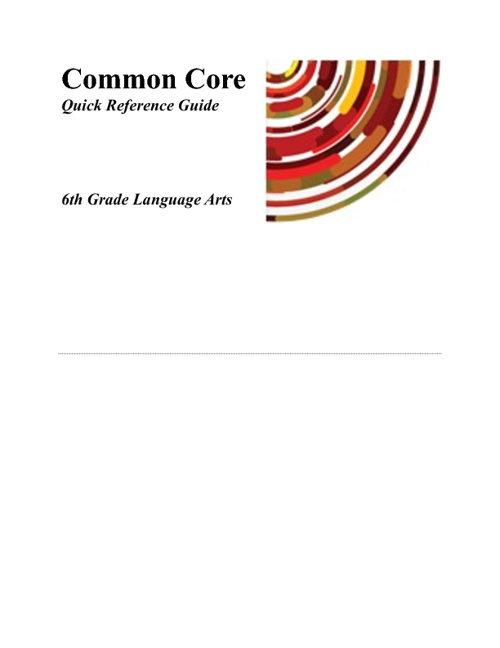 Common Core Quick Reference