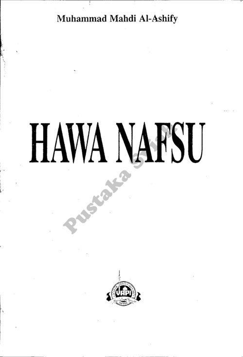 Hawa Nafsu