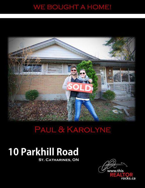 Paul and Karolyne