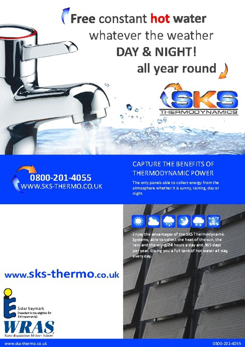 SKS Thermodynamic Brochure