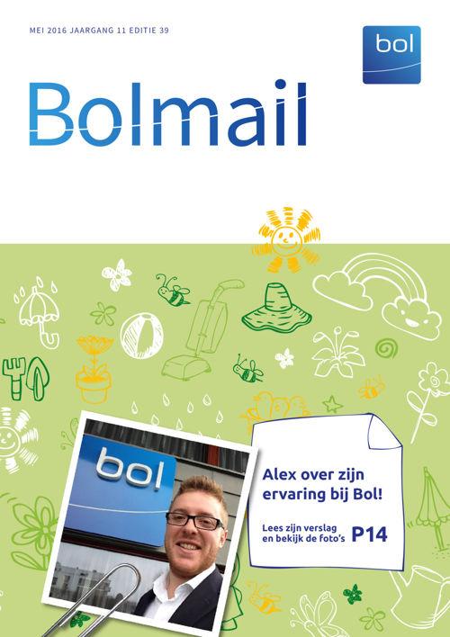 Bolmail - editie 39 - mei 2016