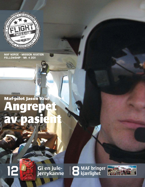Flight Mission nr 4 - 2011
