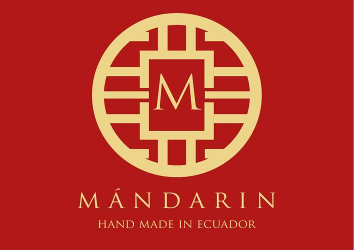 MÁNDARIN HAND MADE IN ECUADOR
