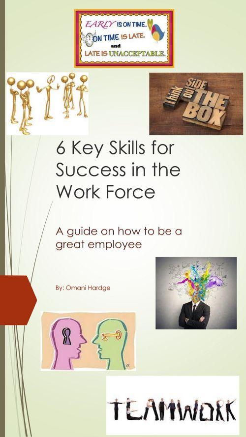 Employability Skills Project