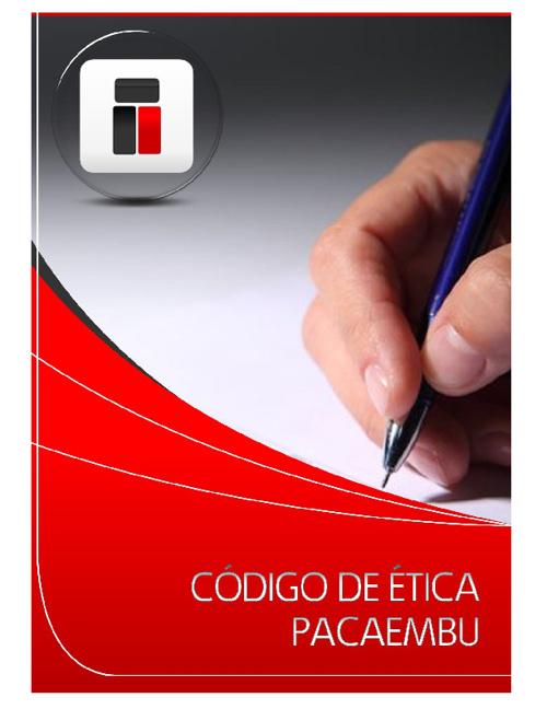 Código de Ética Pacaembu Construtoran