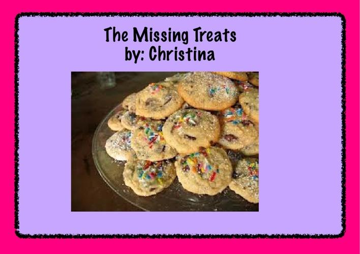 4JP Christina Mystery