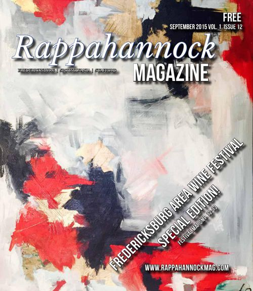 Rappahannock Magazine SEPTEMBER 2015 - FOR WEB