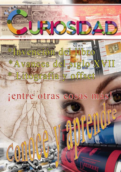 Revista Ice Curiosidad