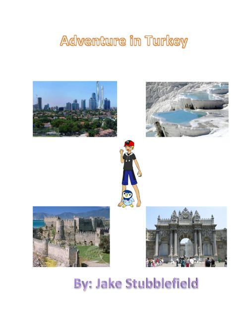 Adventure in Turkey