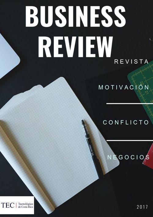 Business review revista