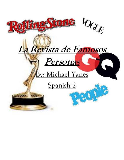 yanes.m_La Revista de Famosos Personas