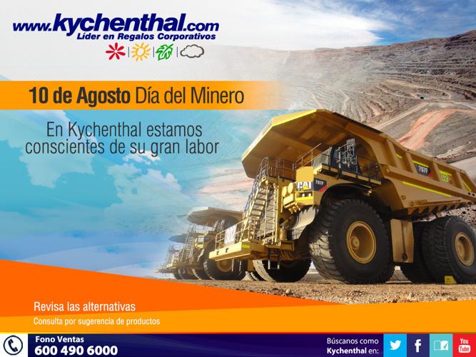 Especial Día del Minero 2014