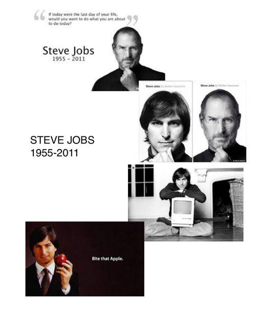Chinese Steve Jobs FlipBook