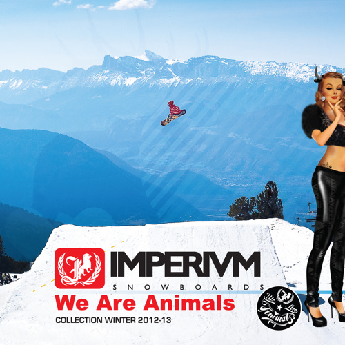 Imperium Snowboards Winter collection 2012-2013