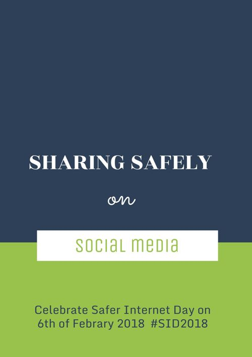 Sharing Safely on Social Media