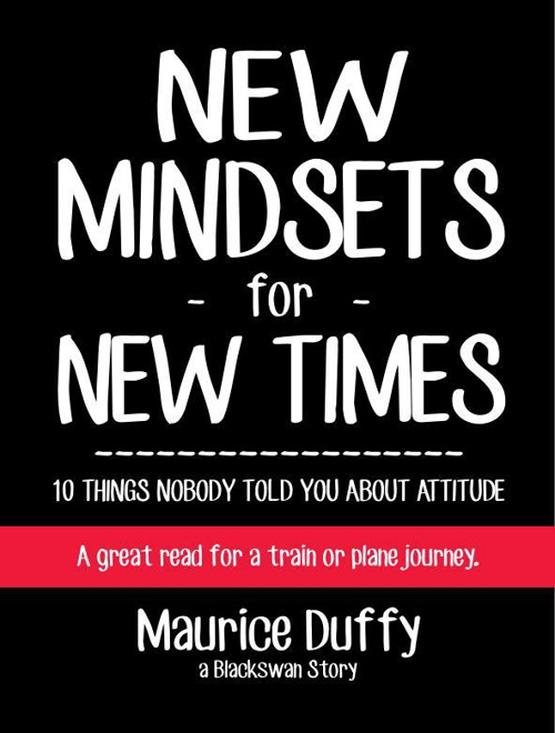 NEW MINDSETS FOR NEW TIMES - DRAFT coppy sample