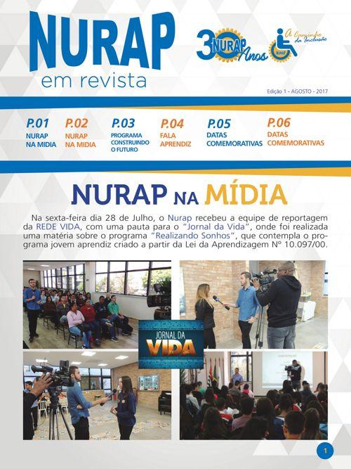 NURAP_Edição 1 Agosto