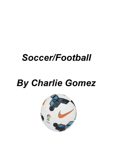 InformationalWriting-CharlesGomez