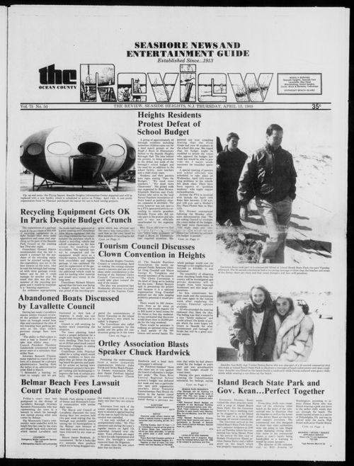Review April 1989