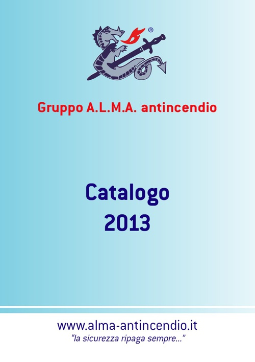 Catalogo Dispositivi Antincendio OLD