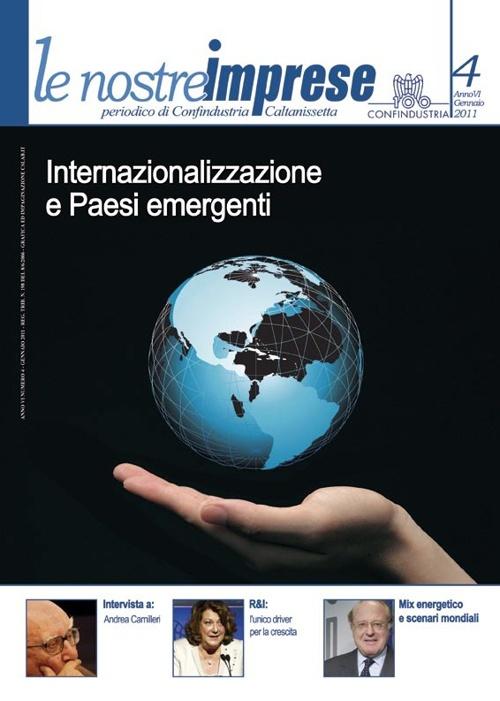 Le Nostre Imprese anno VI num 4 gennaio 2011