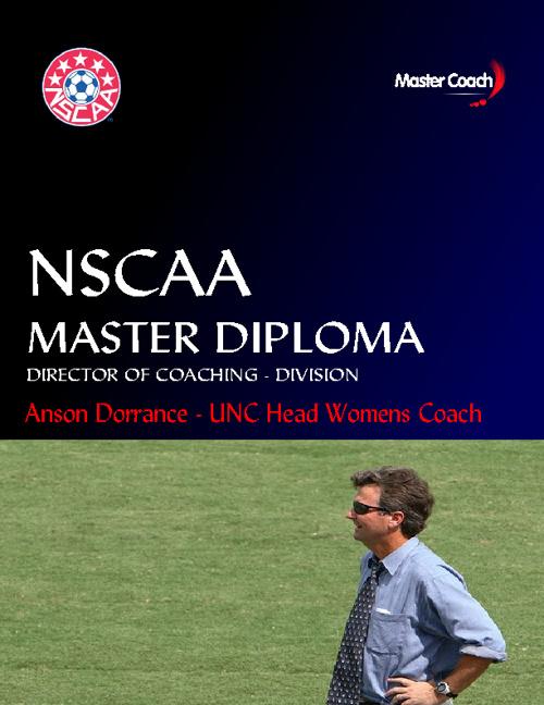 Master Coach - UNC
