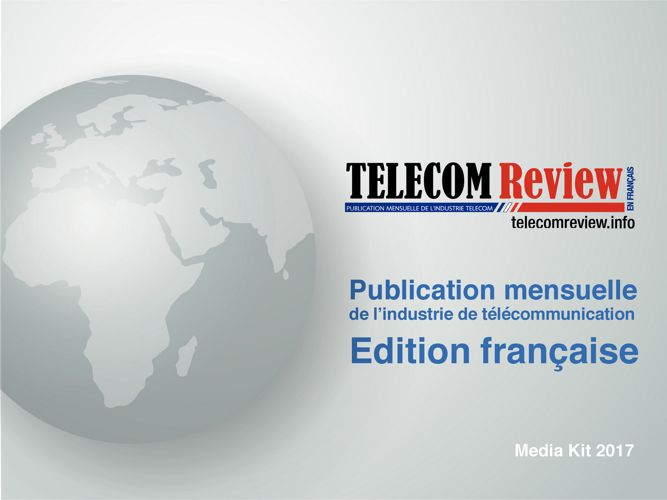 Telecom Review French Media Kit
