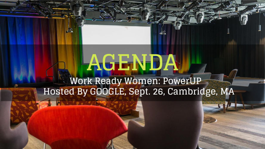 Work Ready Women: PowerUP @ Google