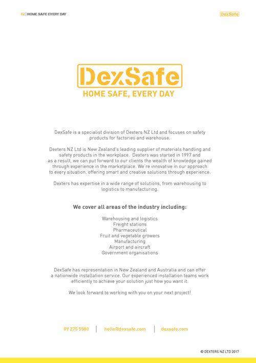 dex-safe catalogue