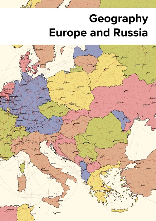 Geography Europe and Russia