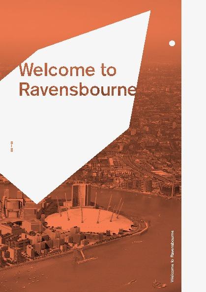 Ravensbourne Undergraduate Prospectus 2013-14