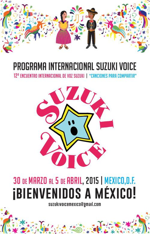 SUSUKI VOICE - MEXICO 2015