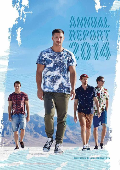 HLG Annual Report 2014